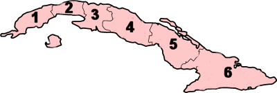 How Cubas Provinces Got Their Names Insightcuba
