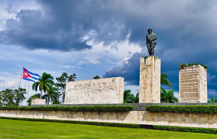 CHÉ GUEVARA MEMORIAL AND MAUSOLEUM
