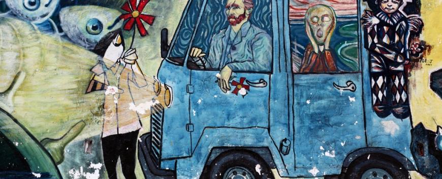 The Writing on the Wall: Street Art in Cuba | insightCuba