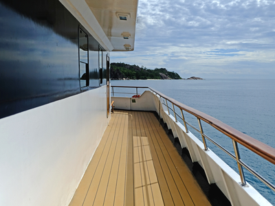 M/Y Pegasus cruise yacht luxury blue water relax vacation