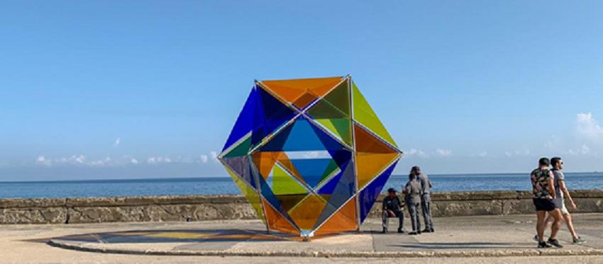 Havana Biennial Instillation
