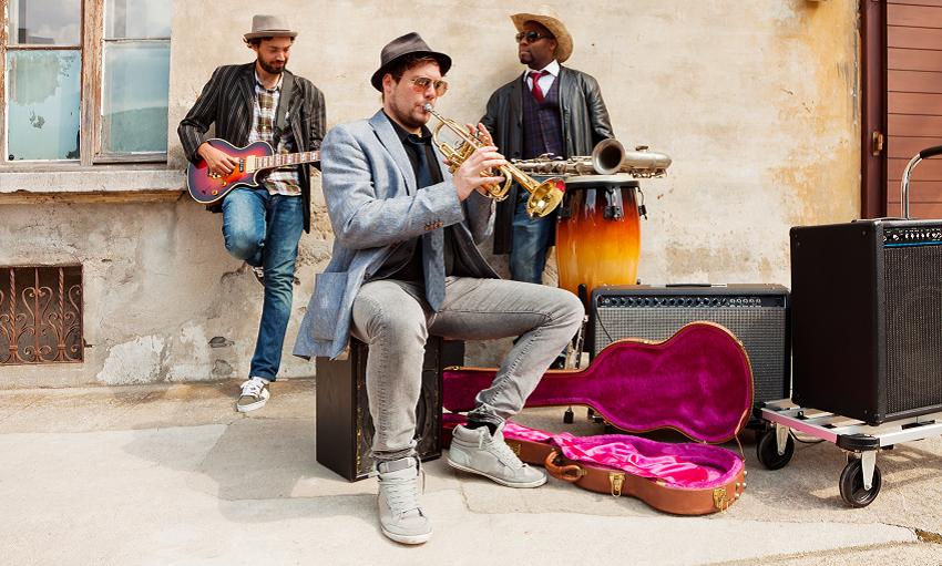 Havana Jazz Festival Musicians