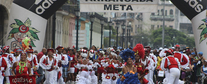 Havana Marathon Celebration