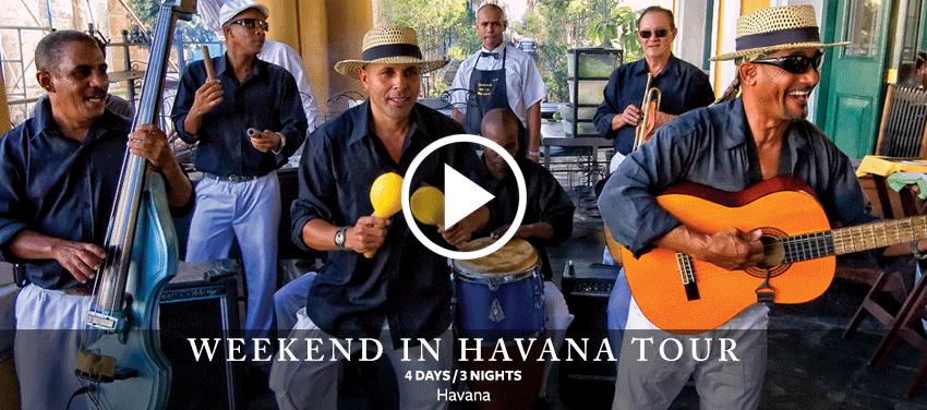 Weekend in Havana Tour - 4 Days / 3 Nights - Havana