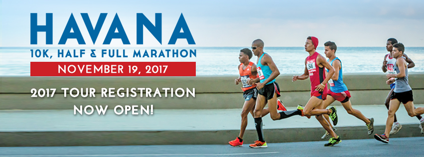 Havana Marathon 2017 Registration Open