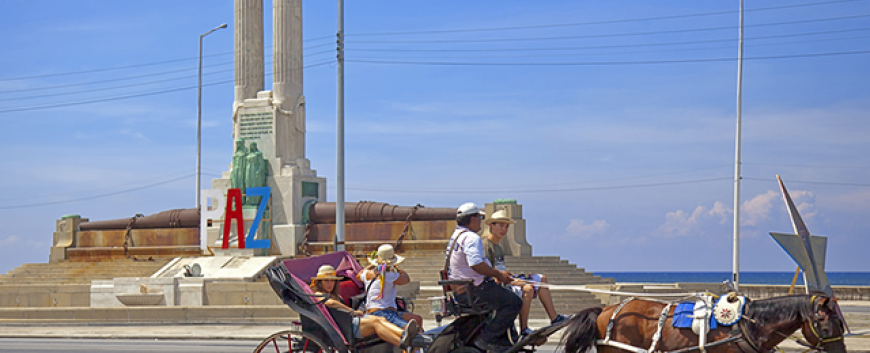 Havana Cuba Monument