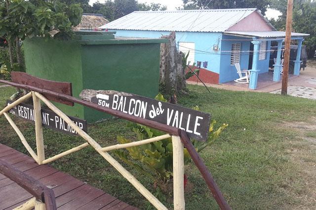 Insight Paladares: Balcon Del Valle