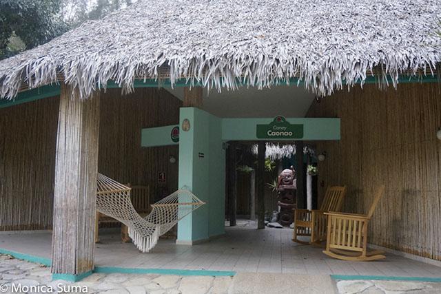 Hotel Los Caneyes in Santa Clara, Cuba