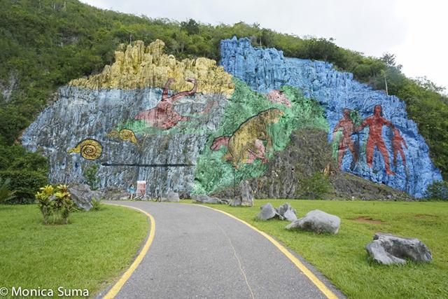 Explore vi ales insightcuba for Mural de la prehistoria