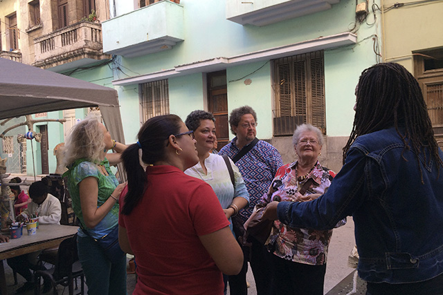 Americans traveling to Cuba