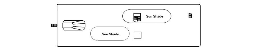 Sun Shade Deck