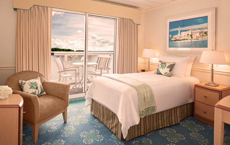 Category S Stateroom Pearl Seas