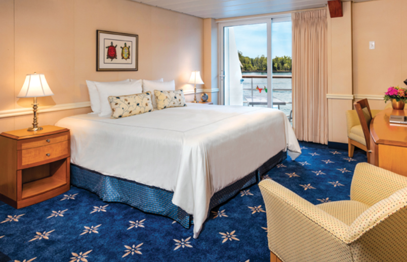 Category K stateroom
