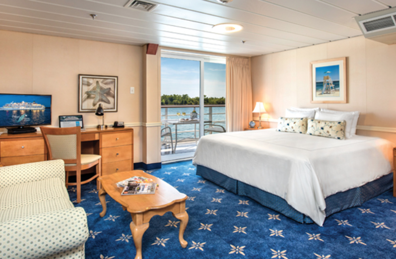 Category R Stateroom