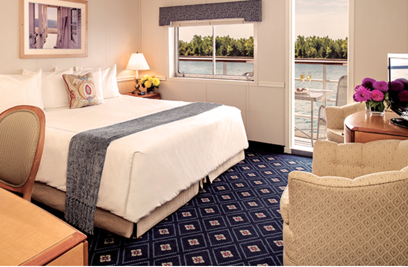 category H stateroom