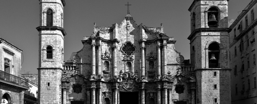 Baroque architecture Catedral de la Virgen Maria Havana.jpg