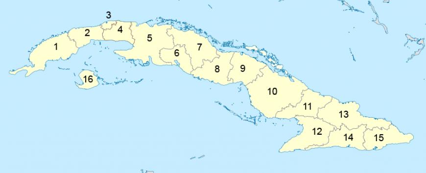 how cuba s provinces got their names insightcuba