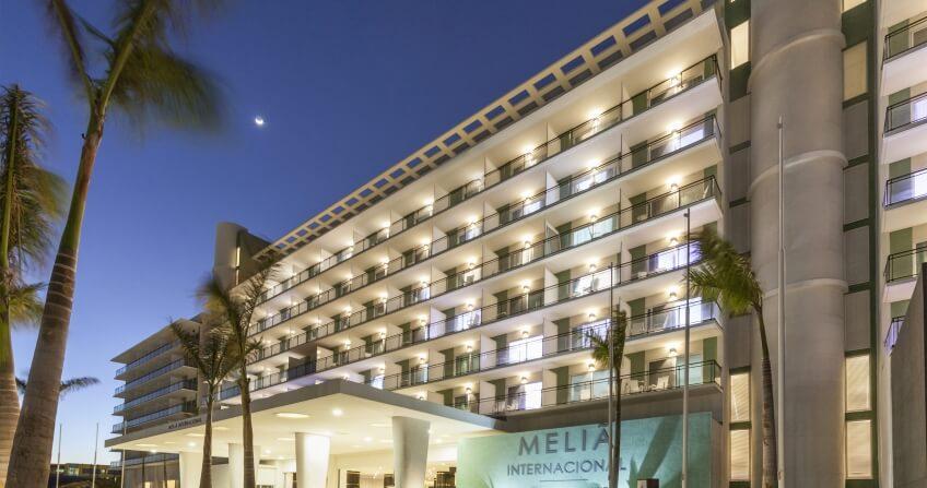 Melia International Hotel Exterior