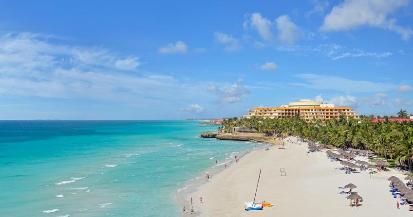 White Sand Beach Melia Varadero Resort Hotel