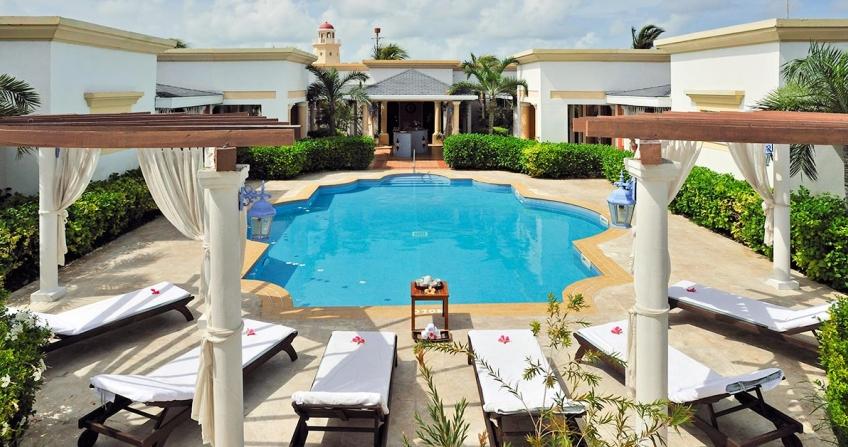 Meliá Cayo Santa María Pool Spa Resort Cuba