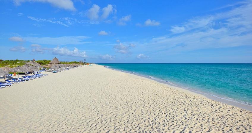 Cayo Santa María Beach Caribbean Cuba Ocean Sand