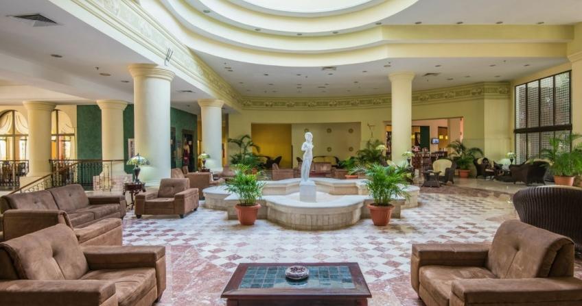 Starwood Four Points by Sheraton Havana Hotel Lobby