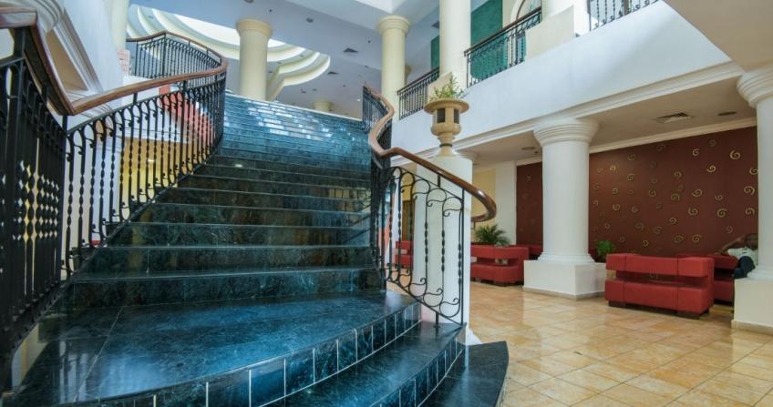 Lobby Starwood Four Points by Sheraton Havana Hotel Cuba Vacation