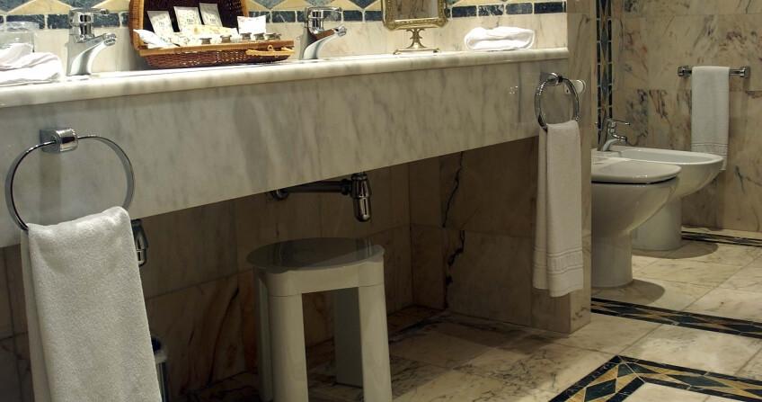 Hotel Iberostar Parque Central Bathroom