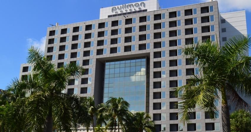 pullman hotel miami florida airport