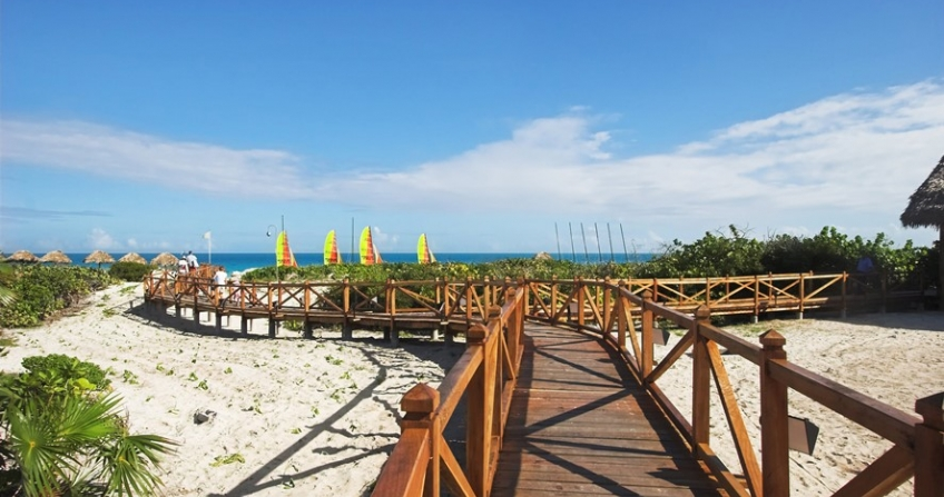 Beach Melia Hotel Las Dunas Cuba