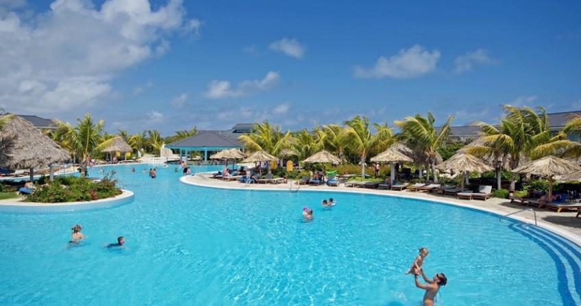 Pool Melia Hotel Las Dunas,Cuba
