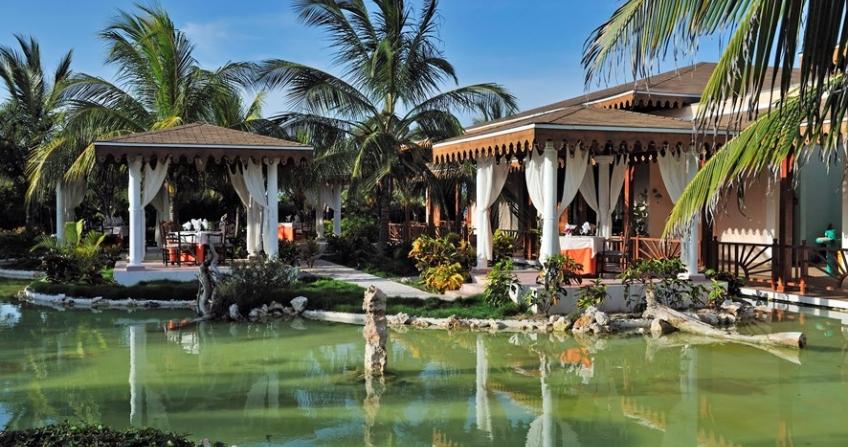 Melia Hotel Restaurant Las Dunas Cuba