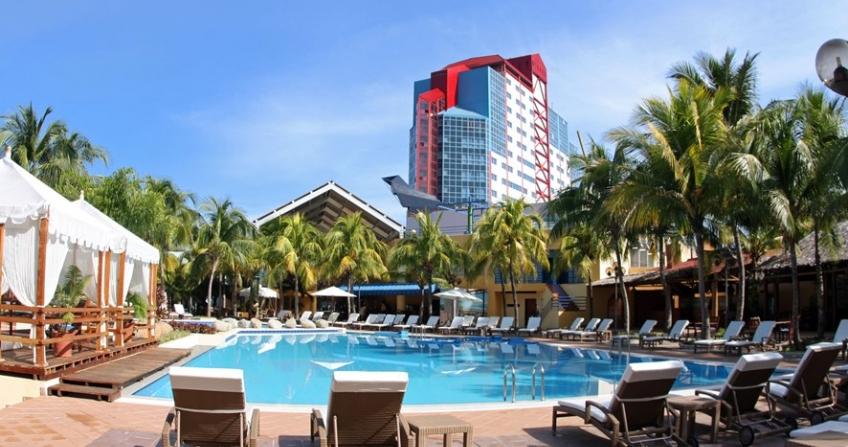 Melia Hotel Santiago de Cuba Outside Pool