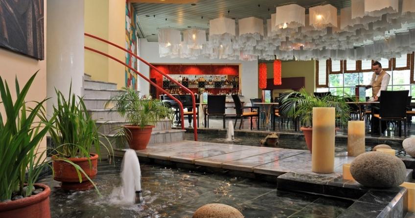 Melia Hotel Lobby bar Santiago de Cuba, Cuba