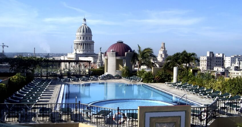 Hotel Iberostar Parque Central Rooftop Pool