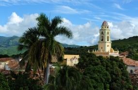 Church trinidad cuba