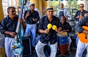 havana cuba music band dance sing