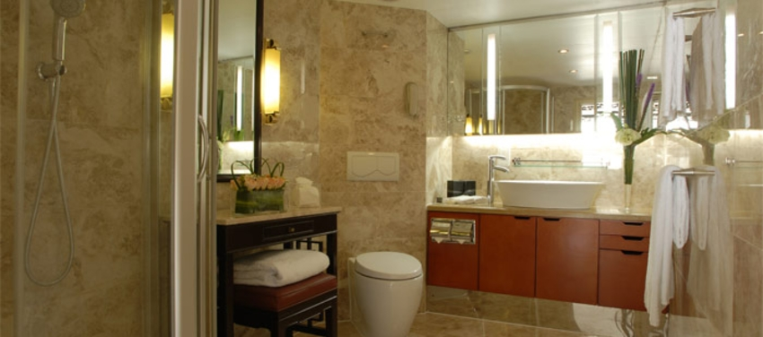 Bathroom regular suite Yangzi Explorer