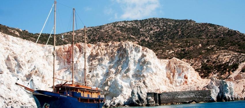 Adriatic coast Greece athens travel ship sail M/S Galileo