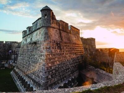 San Pedro de la Roca fortress Santiago de Cuba travel Cuba