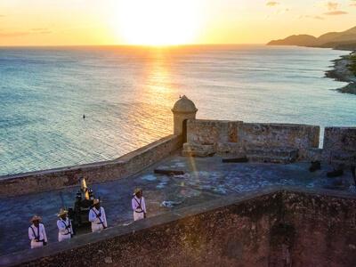 Santiago de Cuba bay fortress UNESCO World Heritage Site travel wanderlust