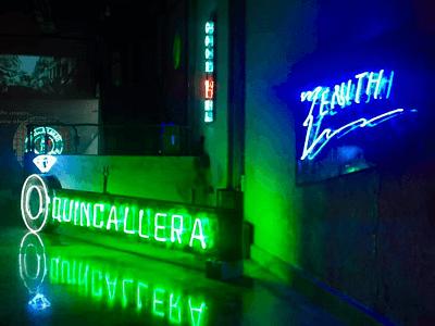 Cine Rex & Havana Light Project Neon Lights