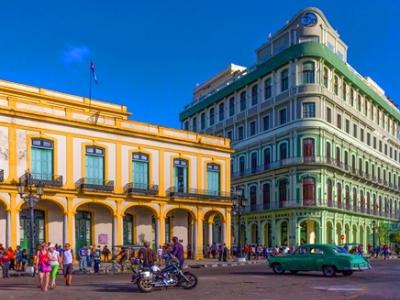 Cuba Architecture Havana