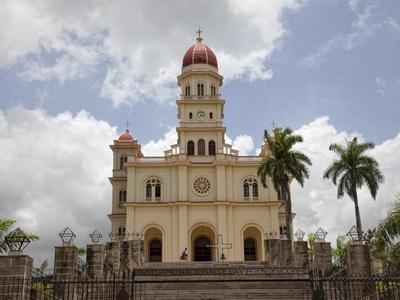Basilica del Cobre El Cobre Cuba