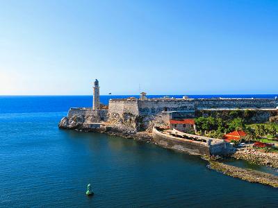 Havana Cuba Harbor