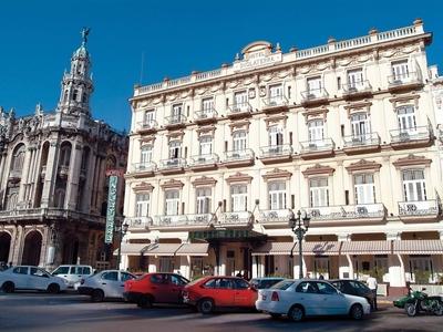 Hotel Inglaterra Old Havana Cuba