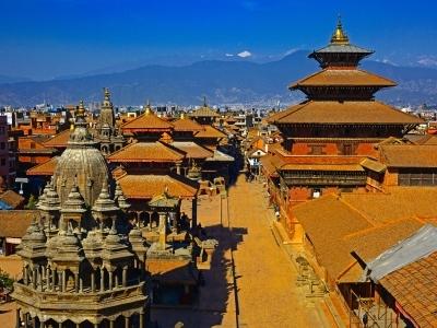 Kathmandu, Patan, Nepal.400x300