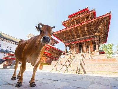 Kathmandu Valley, Durbar Square.400x300