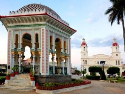 Manzanillo Moorish Architecture