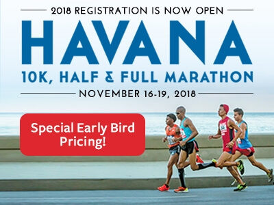 marathon, run, active, havana, cuba, 10K, Half, Full